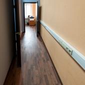 Проход по коридору в другой кабинет