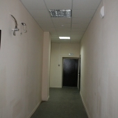 Это коридор-проход в кабинеты