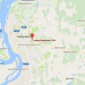 Карта гугла