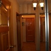 Снова коридор и проход на кухню