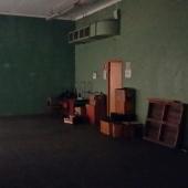 Темный угол помещения под производство на Сельскохозяйственной 12а
