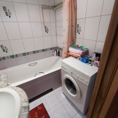Стиральная машина в ванной есть!