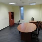 В помещении расположен отдельный кабинет