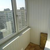 Снова фотография балкона
