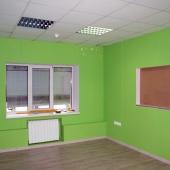 Одна из офисных комнат