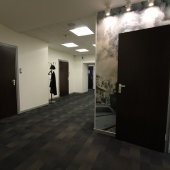 Далее кабинеты по коридору