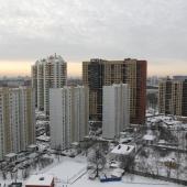 г. Химки, улица Совхозная, дом 8 а, вид из окон