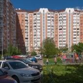 Это двор сдаваемой квартиры