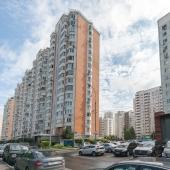 Вид ближе к ул. Островитянова