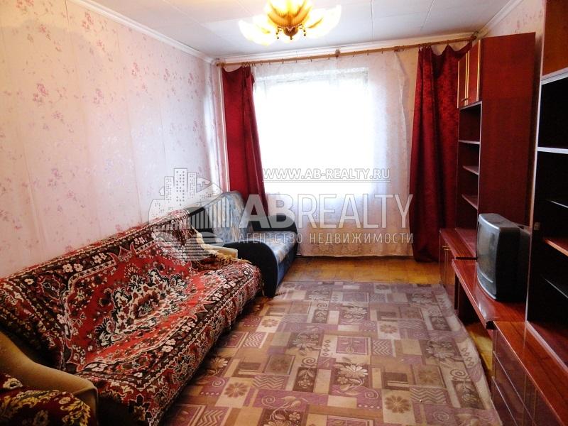 Главная комната или зал на Боровском шоссе 29 в Солнцево