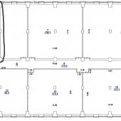 План-схема размещения офисов