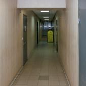 Коридор в помещении БЦ Донской
