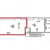 План-схема офисных комнат