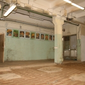 Одна комната площадью 85,7 кв. м.