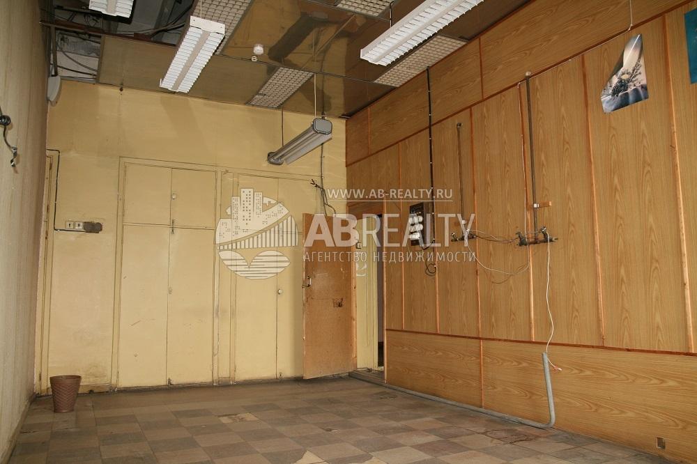 Эти комнаты на 6 этаже в Химавтоматике