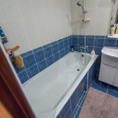 Ванная комната, как видите, тоже в хорошем состоянии!