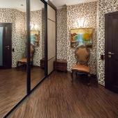 Вот эта гардеробная комната