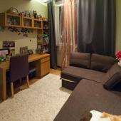 Первая детская комната
