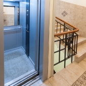 Лифт власти обновили