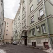 Общий вид дома на улице Большая Дмитровка