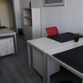 Тоже вся мебель есть - заезжай и работай!