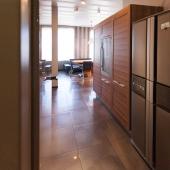 Проходим на кухню!
