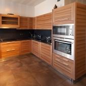 Кухонный гарнитур во всей своей красе