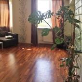 Эта часть квартиры на Волоколамском шоссе площадью порядка 28 кв. м.