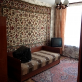 Третья комната площадью 13 кв.м.
