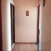 Это коридор, если смотреть от входной двери