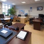 Более простая офисная комната