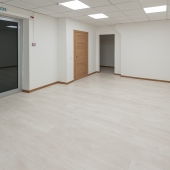 Снова коридорное пространство