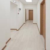 Еще один коридор-переход к другим комнатам