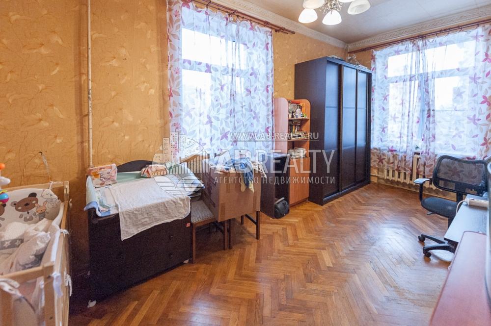 Первая комната