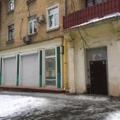 Фасад помещения на Гольяновской
