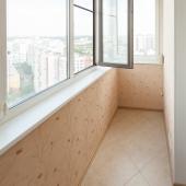 Хороший балкон