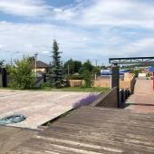 Удобная транспортная доступность съезд с Калужского шоссе прямо к воротам комплекса